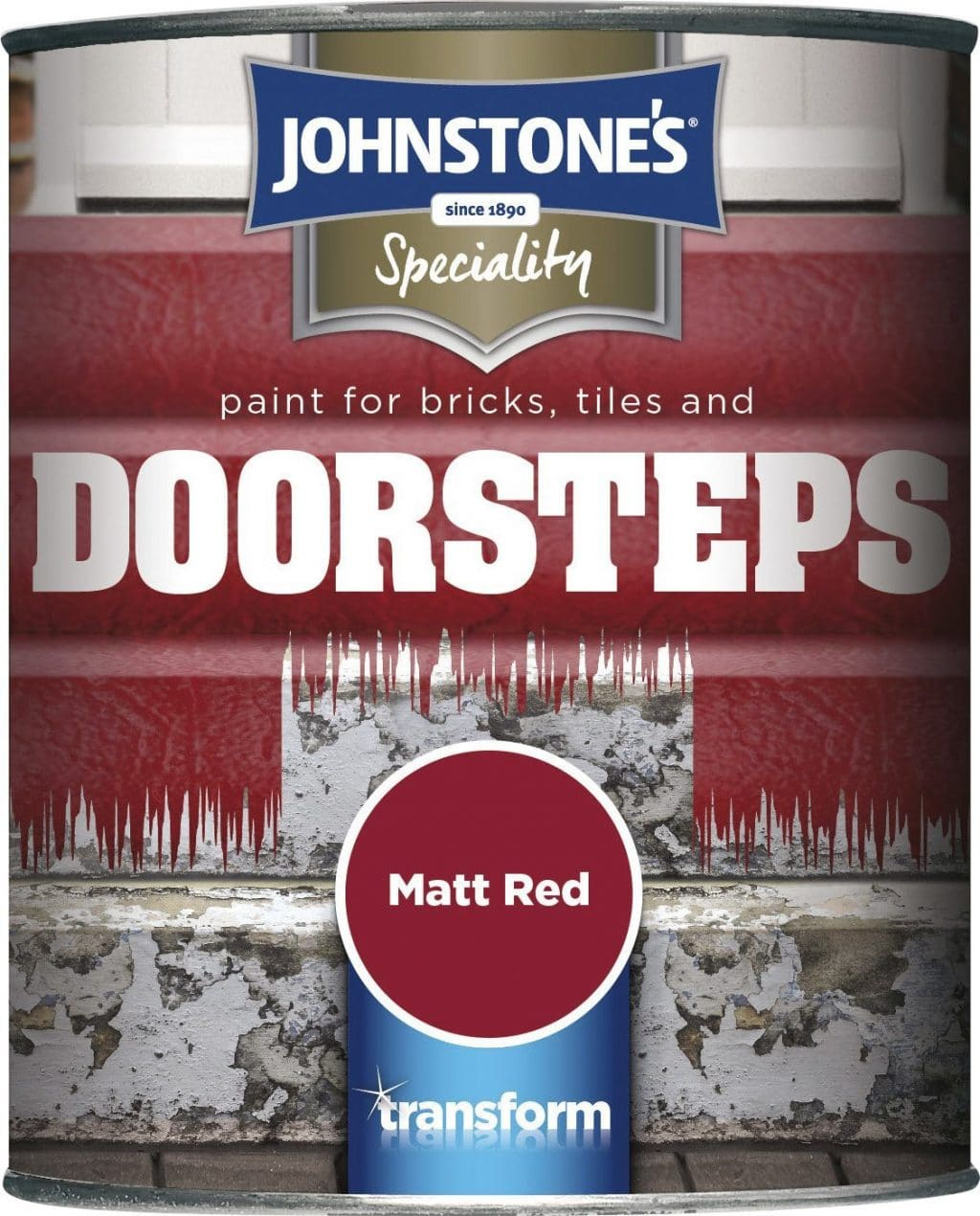 Johnstone's doorsteps paint