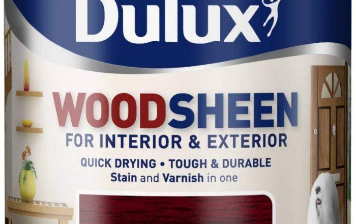 Dulux Woodsheen