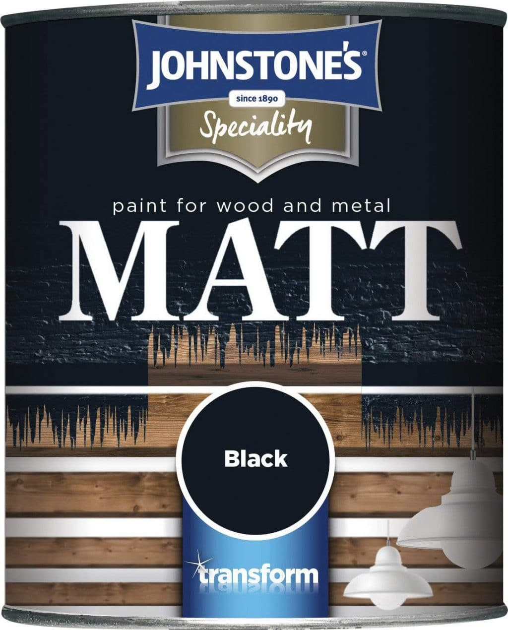 Johnstone's For Wood & Metal