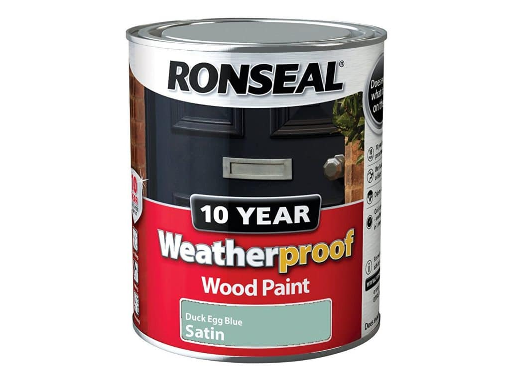 Ronseal 10 Year Weatherproof