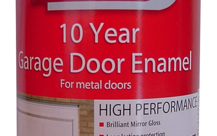 5 Best UK Garage Door Paints - Reviews & Comparison