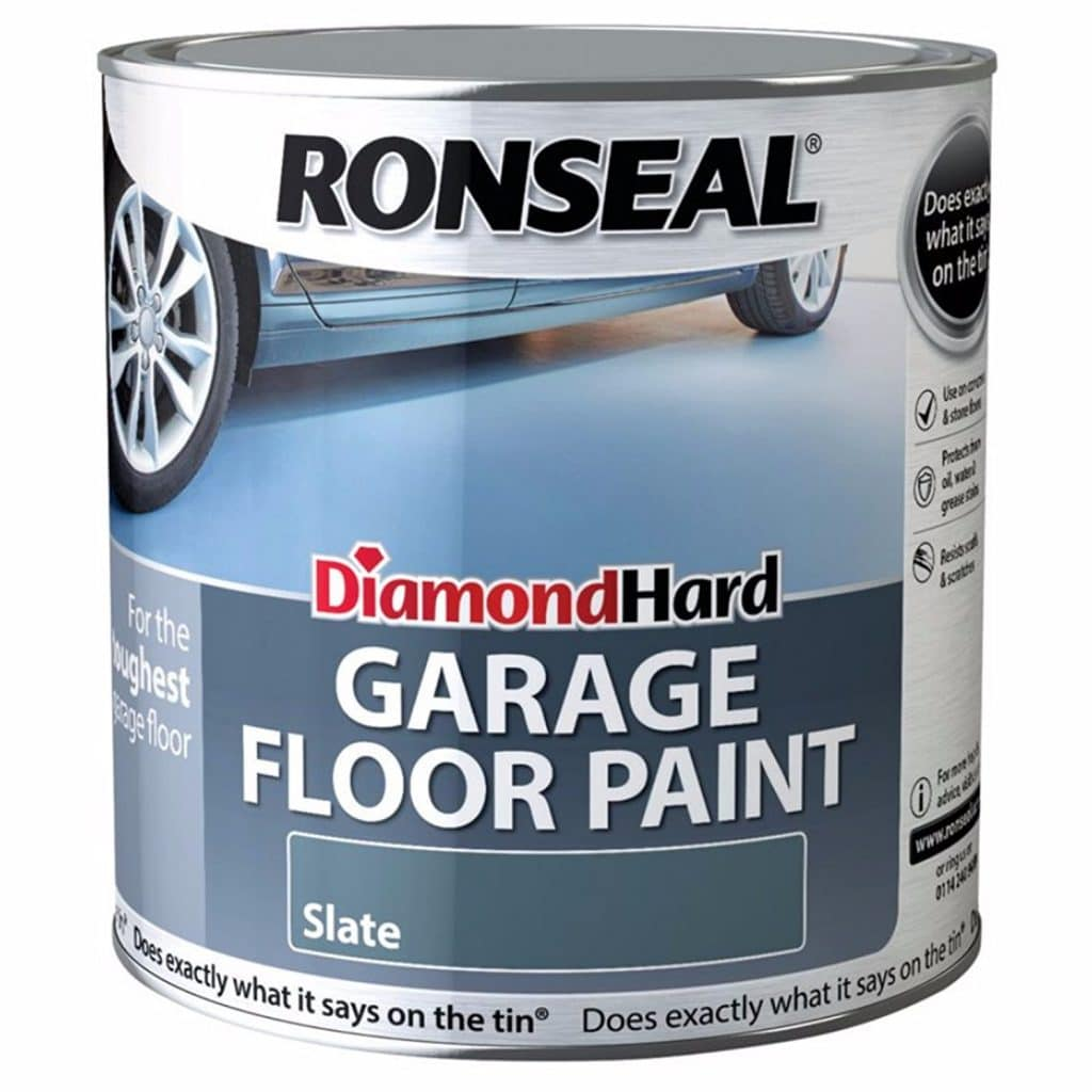 ronseal garage floor paint