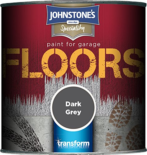 Johnstones paint for garage floors