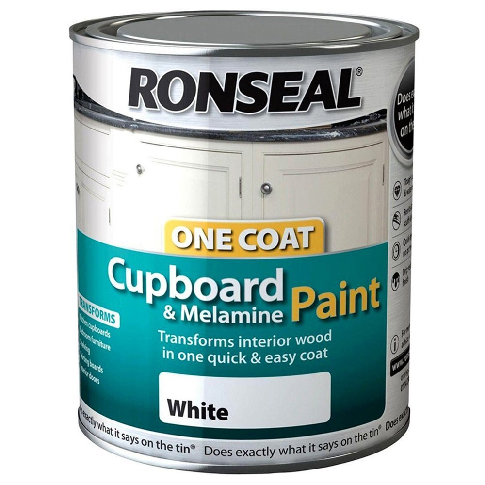 Ronseal For Melanine & Cupboards