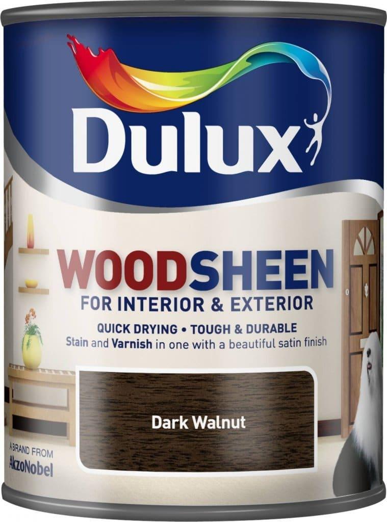 Dulux wood sheen