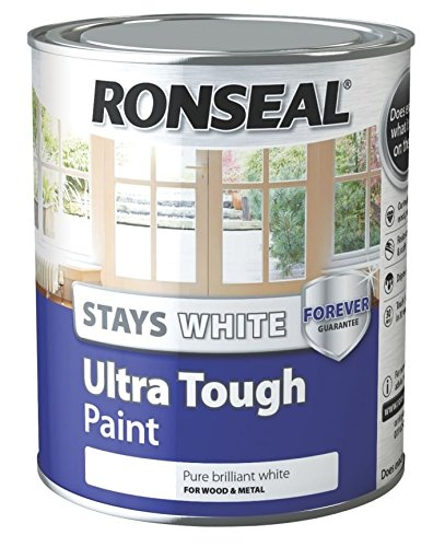 ronseal ultra tough paint