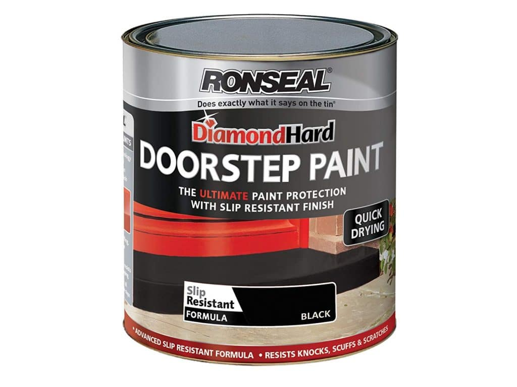 ronseal diamond hard doorstep paint