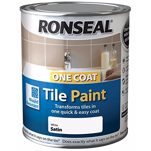 Ronseal One Coat Tile Paint