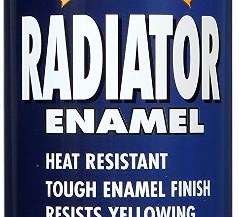 hammerite radiator enamel