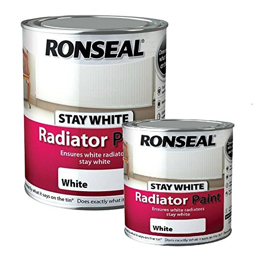 Ronseal radiator paint