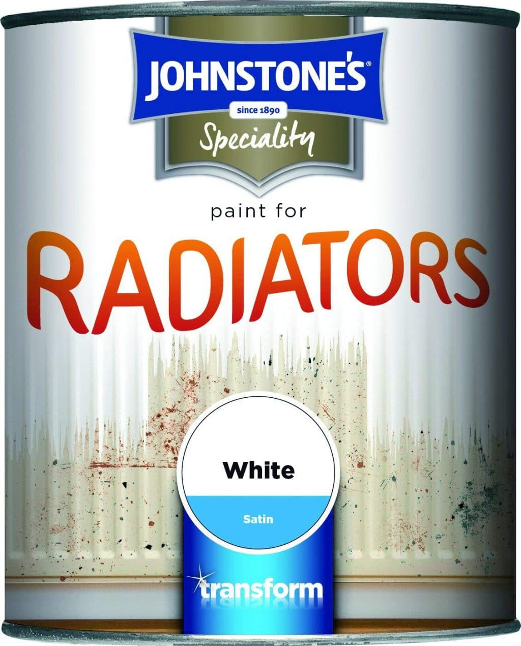 johnstone's paint for radiators