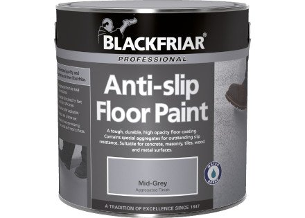 Blackfriar anti slip floor
