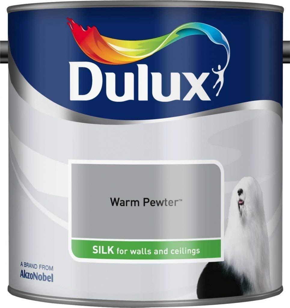 dulux warm pewter