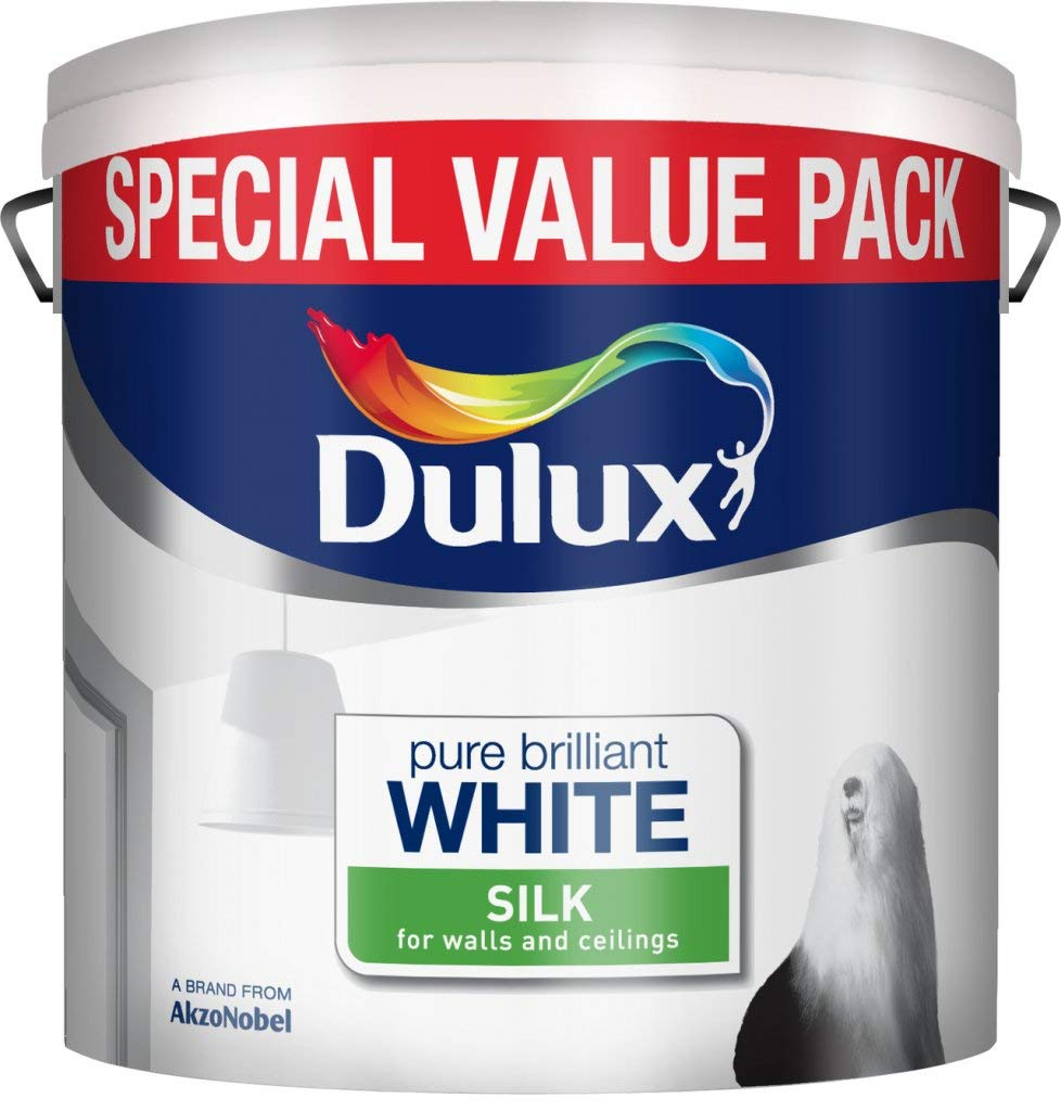 Dulux pure brilliant white