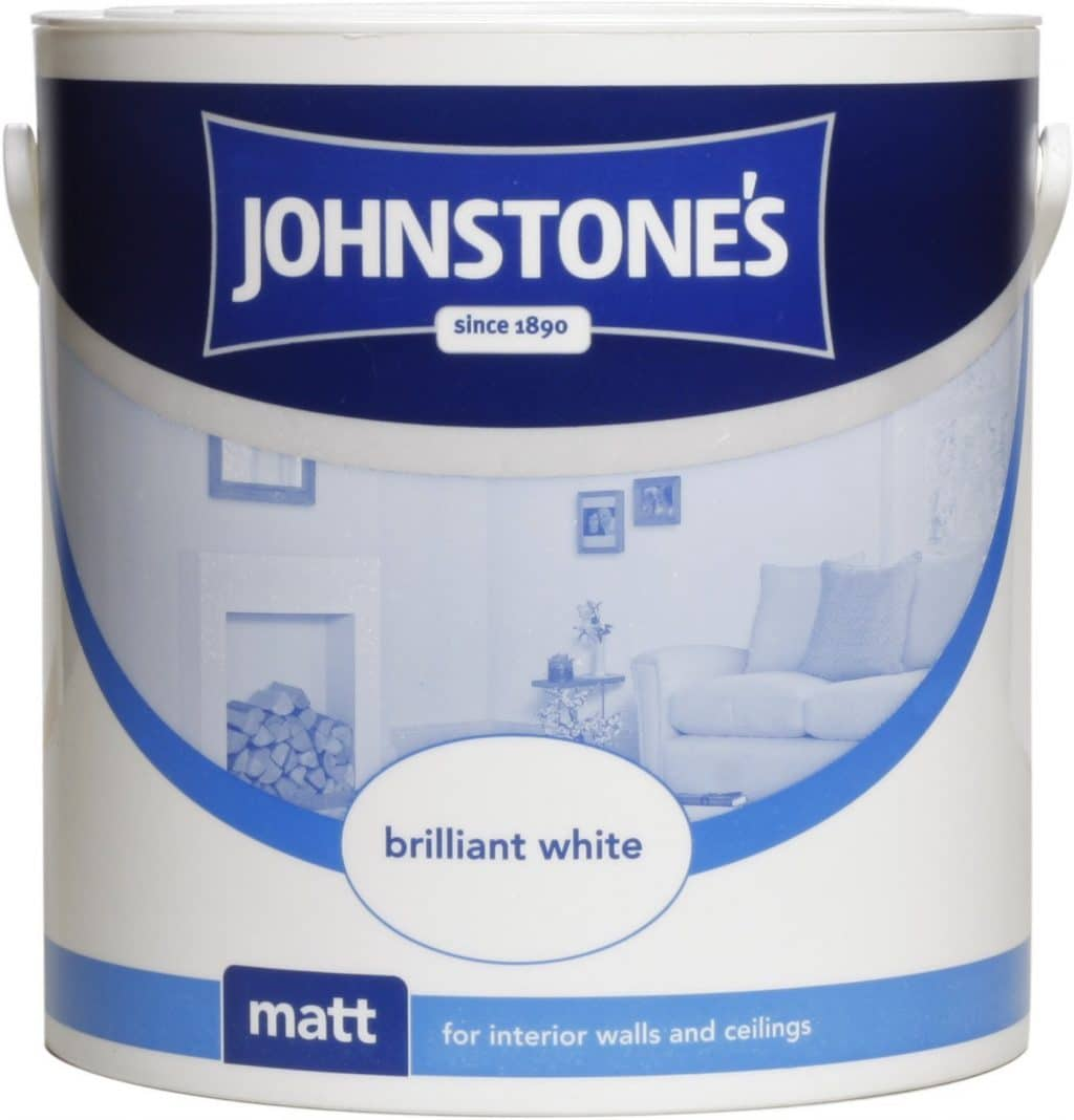 johnstone's brilliant white