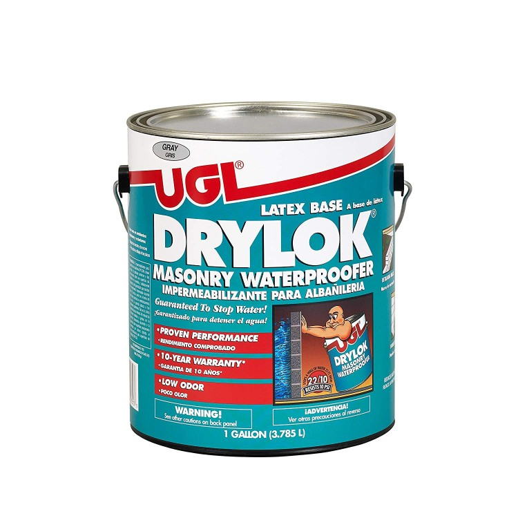 Drylok waterproofer