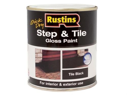 rustins step & tile gloss paint