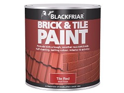 Blackfriar brick & tile paint
