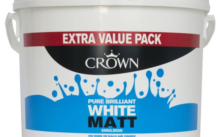 crown white matt