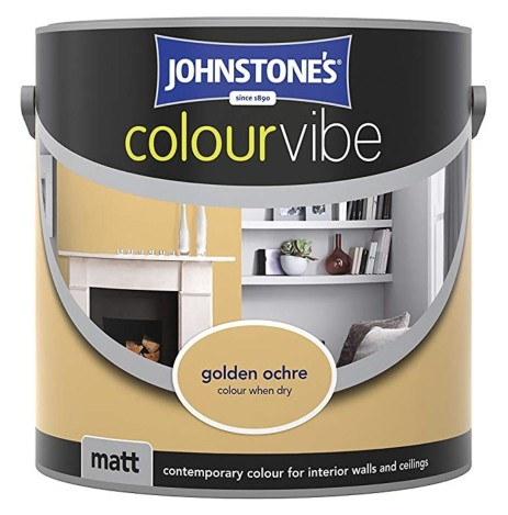 johnstone's colour vibe
