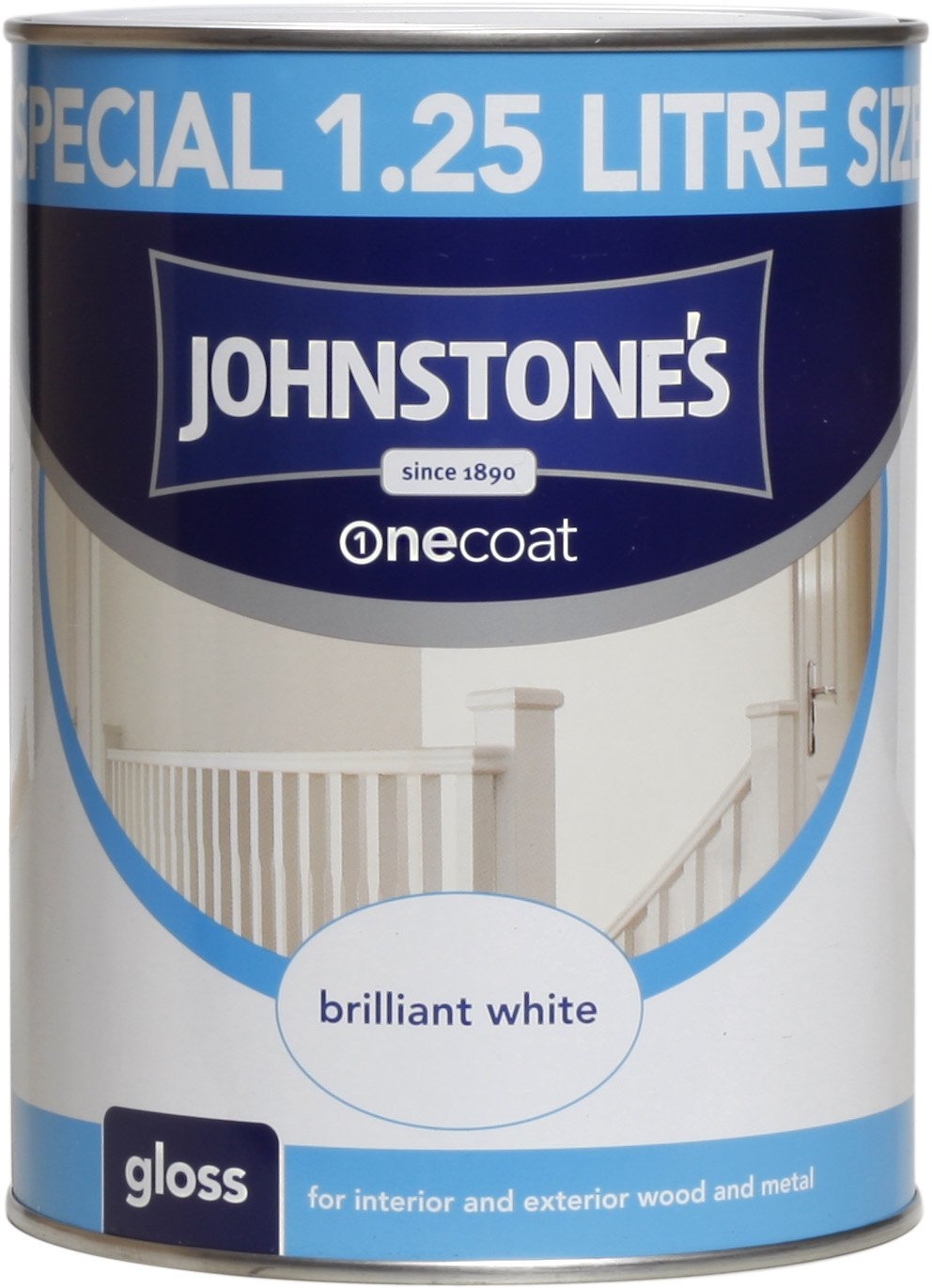 johnstone's one coat