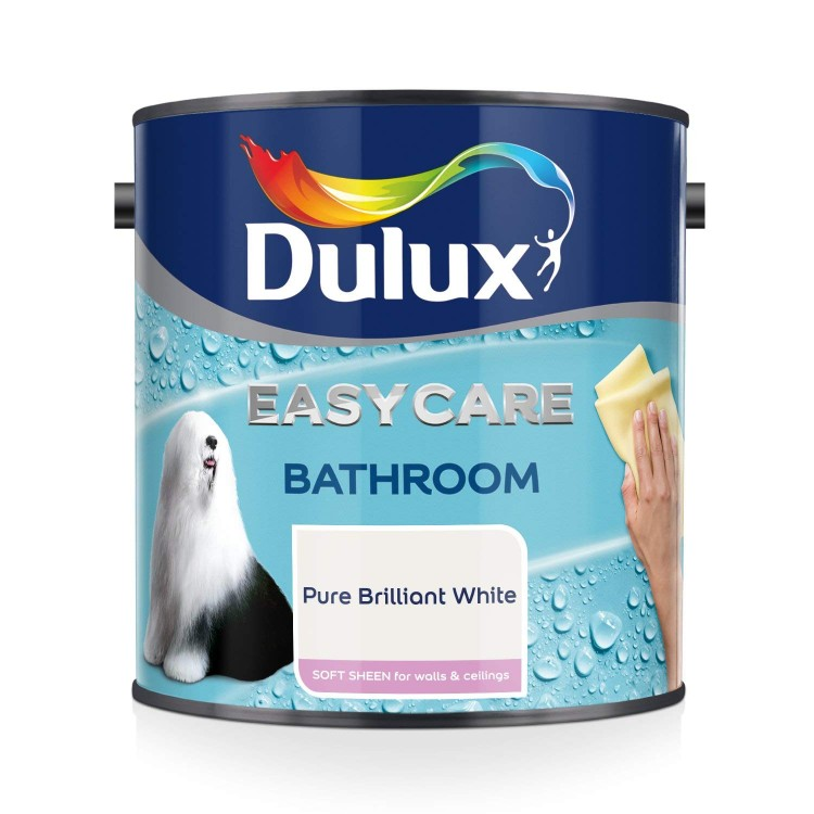dulux easycare bathroom plus