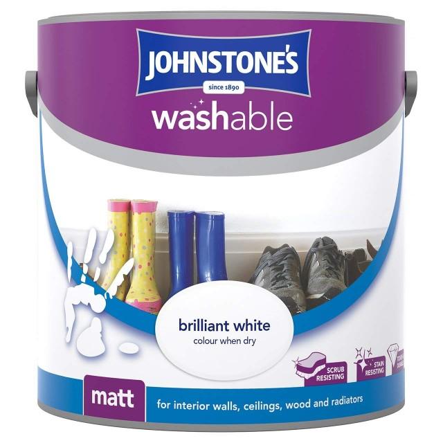 johnstone's washable matt paint