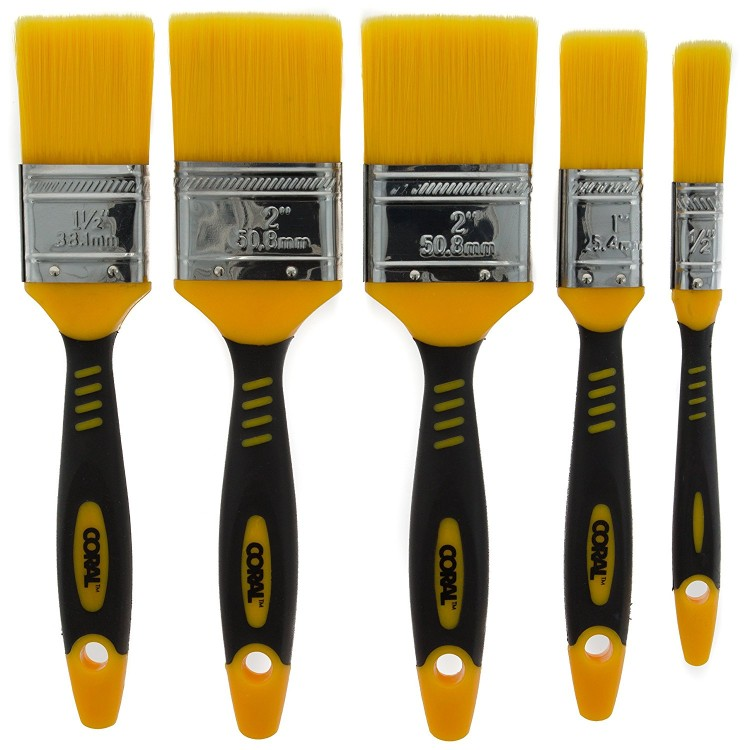 coral zero loss brushes