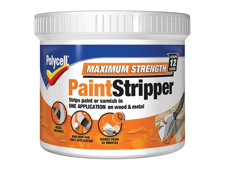 polycell may strength paint stripper