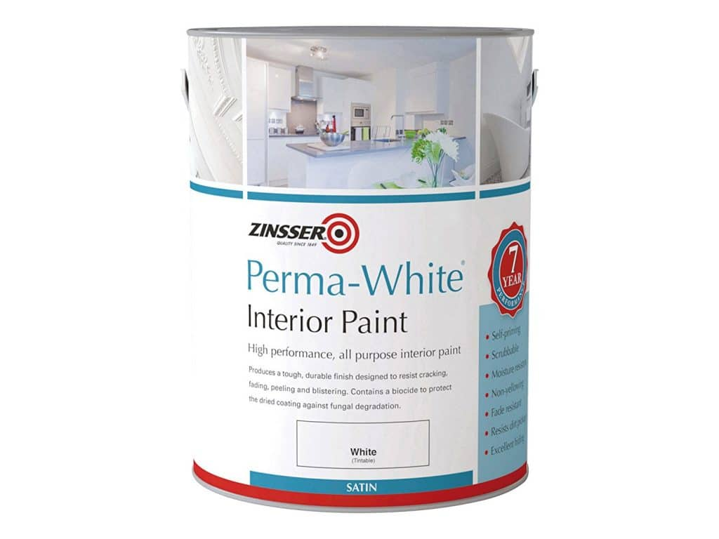 Zinsser Satin Paint