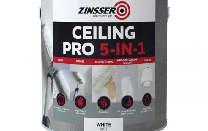 Zinsser ceiling pro 5 in 1